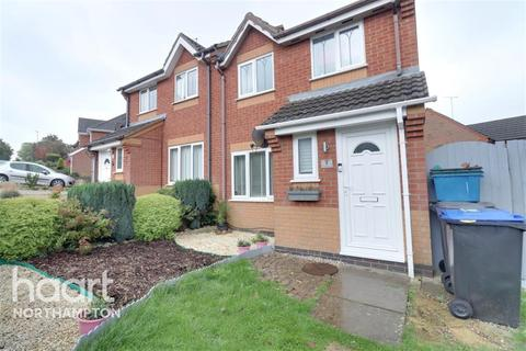 3 bedroom semi-detached house to rent - Hunsbury Hill Avenue Northampton