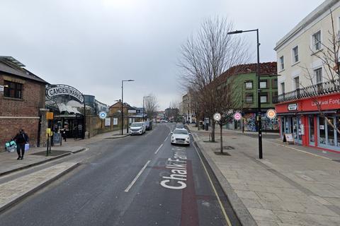 Studio to rent - Harmood Street, Kentish Town