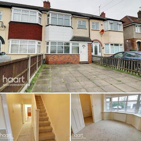 3 bedroom terraced house for sale - Durberville Road, Wolverhampton