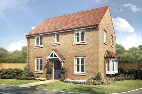 3 bedroom detached house for sale - Plot 82, The Normanby at Oakley Rise, Livingstone Road NN18