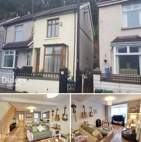 3 bedroom semi-detached house for sale - Abercynon Road, Mountain Ash