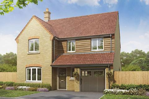 4 bedroom detached house for sale - Plot 88, The Carrington at Oakley Rise, Livingstone Road NN18