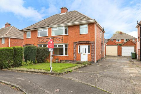 3 bedroom semi-detached house for sale - Amber Crescent, Chesterfield, S40