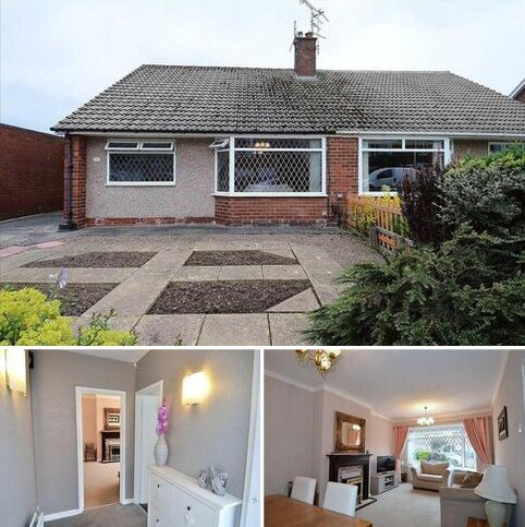 2 bedroom bungalow for sale - St Lucia Close, Whitley Bay