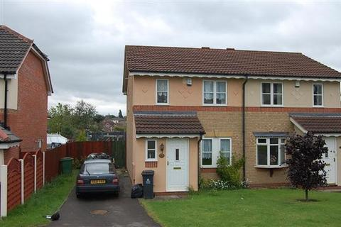 3 bedroom semi-detached house to rent - Dartmouth Avenue, Walsall WS3