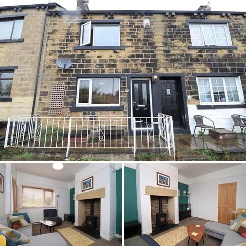 1 bedroom terraced house to rent - CRIMBLES TERRACE, PUDSEY, LS28 9BE