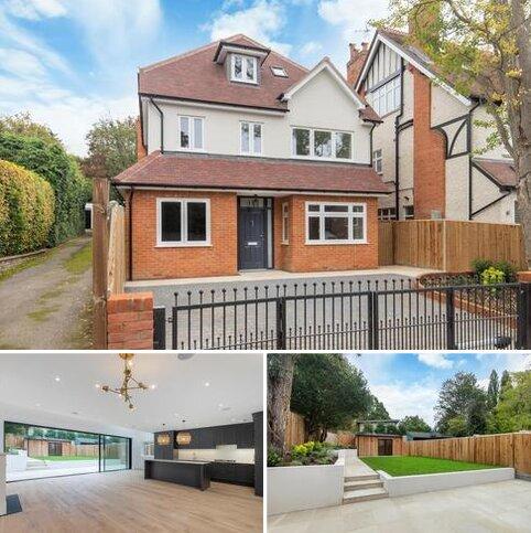 5 bedroom detached house for sale - Crown Road, New Malden, KT3