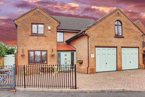 5 bedroom detached house for sale - Alibone Close, Moulton, Northampton NN3 7WR