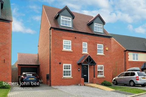 5 bedroom detached house for sale - Loachbrook Farm Way, Congleton
