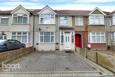 4 bedroom terraced house for sale - Hayes End Road, Hayes