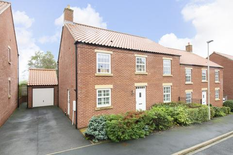 4 bedroom semi-detached house for sale - Field View Close, Ampleforth, York, North Yorkshire