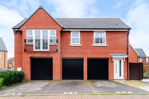 2 bedroom detached house for sale - Wyatt Way,  Aylesbury,  HP18