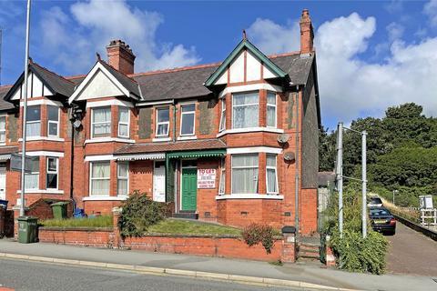 4 bedroom end of terrace house for sale - Deiniol Road, Bangor, Gwynedd, LL57