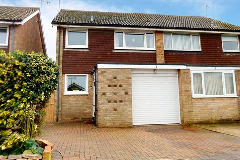 3 bedroom semi-detached house for sale - Burrell Avenue, Lancing, West Sussex, BN15