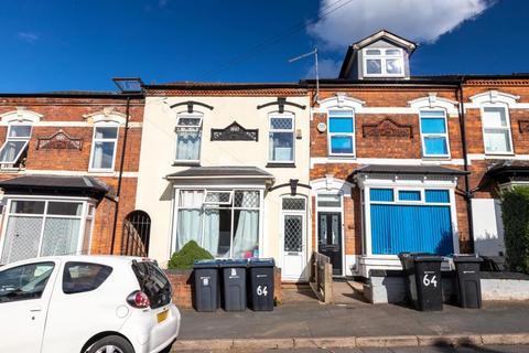 7 bedroom terraced house to rent - Harrow Road, B29