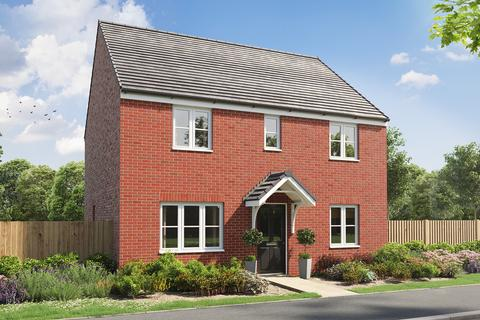 4 bedroom detached house for sale - Plot 1, The Whiteleaf at Trelawny Place, Candlet Road, Felixstowe IP11