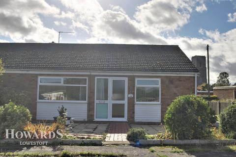 2 bedroom semi-detached bungalow for sale - Manor Walk, Kessingland