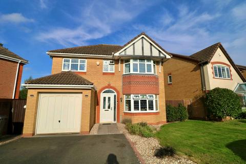 4 bedroom detached house for sale - Stockley Crescent, Shirley