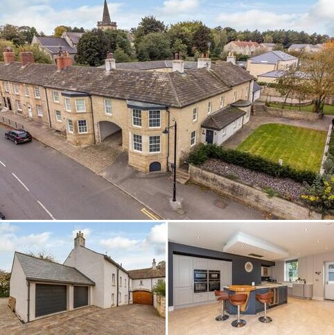 5 bedroom semi-detached house for sale - Main Street North, Aberford, Leeds, LS25