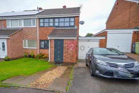 3 bedroom semi-detached house for sale - Simcrest Avenue, Killamarsh, Sheffield, S21