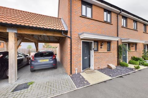 2 bedroom end of terrace house for sale - Ben Cobey Avenue, Maldon, Essex
