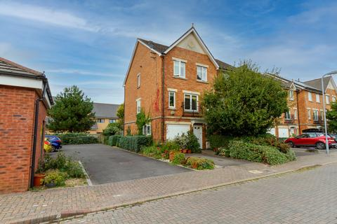4 bedroom townhouse for sale - Clos Dewi Sant, Canton, Cardiff