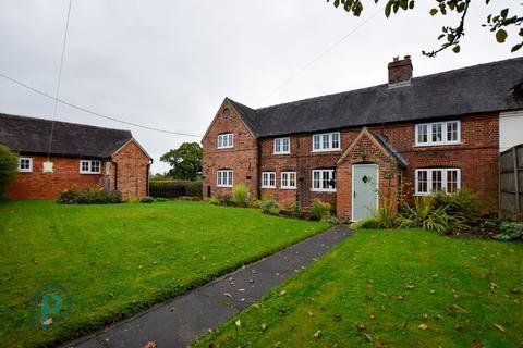 3 bedroom cottage for sale - The Brickyard, Knightsfield Road , Hanbury DE13 8TL