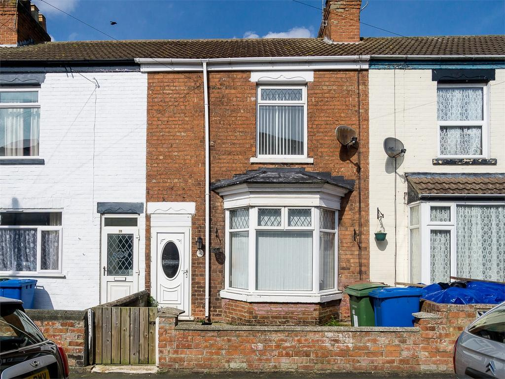 3 Bedrooms Terraced House for sale in Princes Avenue, WITHERNSEA, East Riding of Yorkshire
