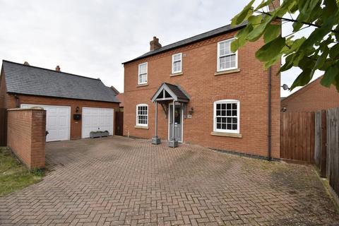3 bedroom detached house for sale - Honeysuckle Lane, Wragby