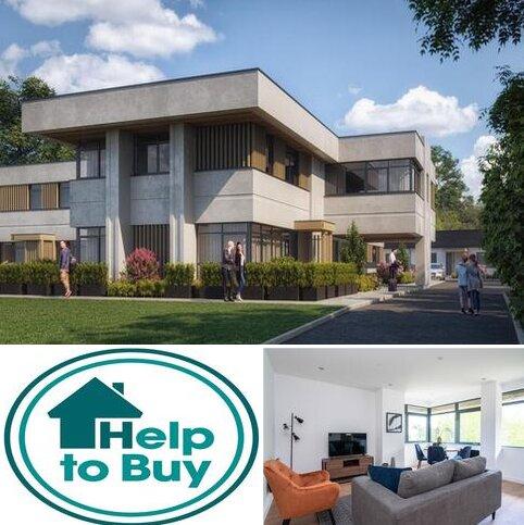 2 bedroom apartment for sale - Hopewood Park, Deepdene Avenue, Dorking