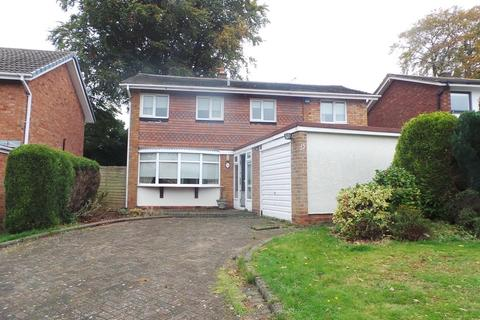 3 bedroom detached house for sale - Woodleigh Road, Sutton Coldfield