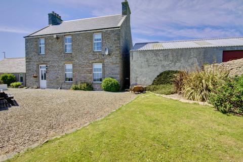 5 bedroom property with land for sale - Backaskaill Farm