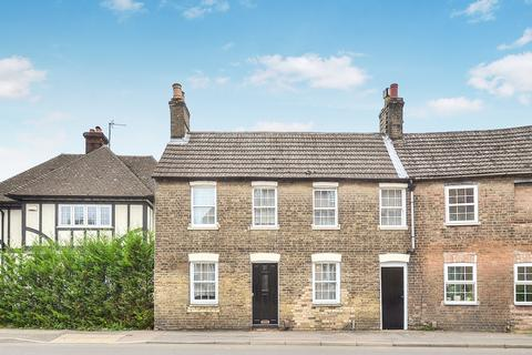 2 bedroom end of terrace house for sale - Church Street, St. Neots