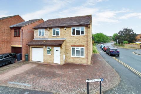 4 bedroom detached house for sale - Sayer Close, Worcester Park, Greenhithe, DA9