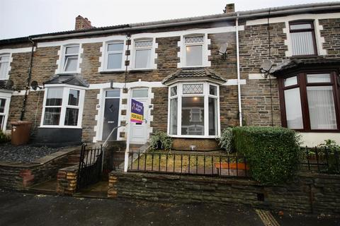 3 bedroom terraced house for sale - Gilfach Street, Bargoed