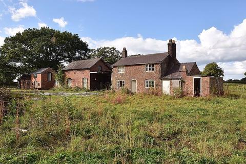 3 bedroom property for sale - Blackden/Over Peover border
