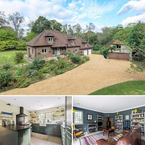 4 bedroom equestrian property for sale - Borough Farm Road, Godalming