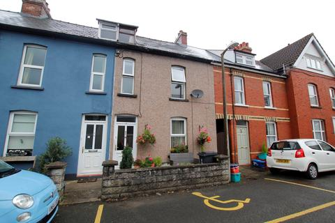 3 bedroom terraced house for sale - Conway Street, Brecon, LD3