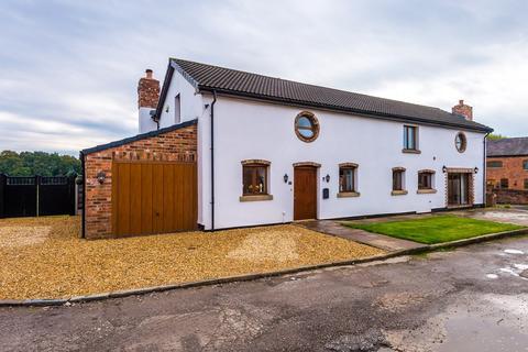 4 bedroom barn conversion for sale - Hall Lane, Bold, St Helens, WA9