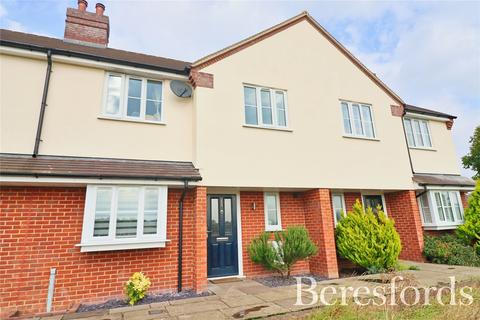 3 bedroom terraced house for sale - Hunts Drive, Writtle, CM1
