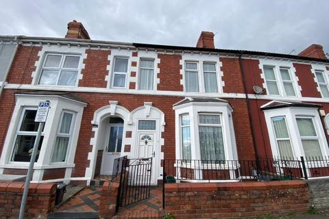 3 bedroom terraced house for sale - Maes-Y-Cwm Street, Barry