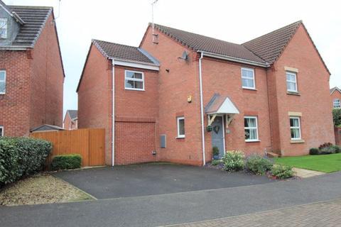4 bedroom semi-detached house for sale - Bro Deg, Wrexham