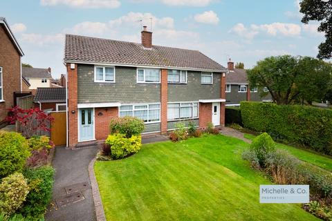 3 bedroom semi-detached house for sale - 26 The Close, Harborne/3 bed semi with no chain