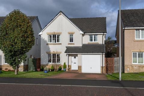 4 bedroom detached house for sale - 18 Lairburn Drive, Clovenfords, Galashiels