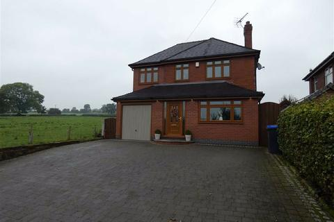 3 bedroom detached house for sale - Finchfield, Uttoxeter Road, Checkley