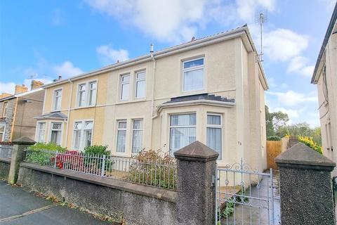 3 bedroom semi-detached house for sale - Sunnyside Road, Bridgend