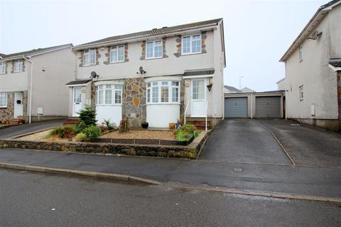 3 bedroom semi-detached house for sale - Ty Gwyn Drive, Brackla, Bridgend