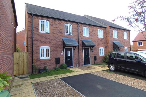 2 bedroom end of terrace house for sale - Shardlow Road, Sandbach