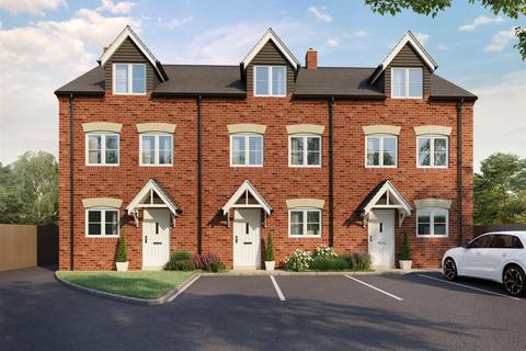 3 bedroom townhouse for sale - Sussex Drive, Kidsgrove, Stoke-On-Trent