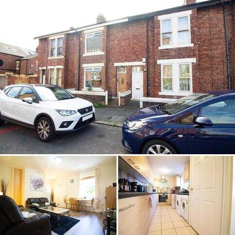 6 bedroom terraced house for sale - Ninth Avenue, Heaton, Newcastle Upon Tyne